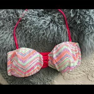 PINK by Victorias Secret bikini top